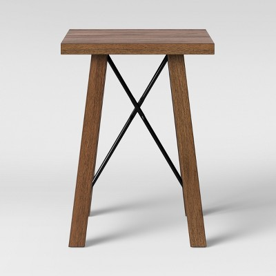 Coventry Planked End Table Wood - Threshold™