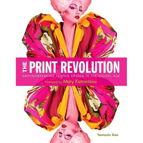 The Print Revolution - by  Tamasin Doe (Hardcover) - image 1 of 1