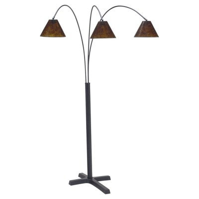 Sharde Floor Lamp Black - Signature Design by Ashley