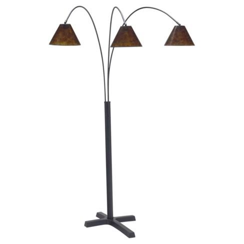 Sharde Floor Lamp Black - Signature Design by Ashley - image 1 of 4