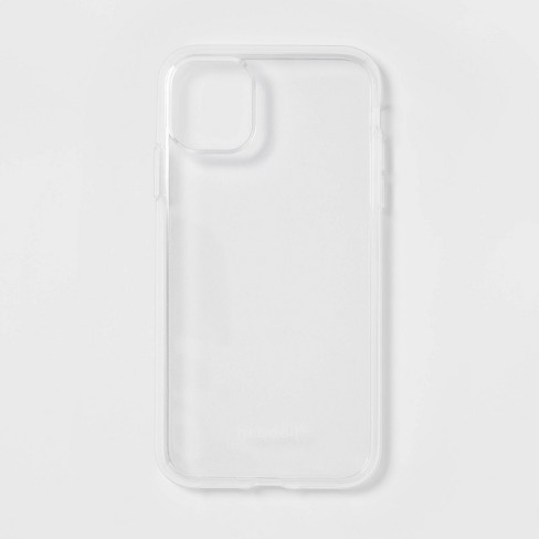 heyday™ Apple iPhone 11 Case - Clear - image 1 of 2