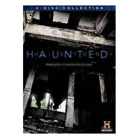 HAUNTED HISTORY (DVD) - image 1 of 1