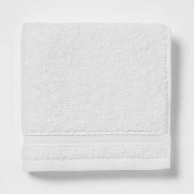 Soft Solid Washcloth White - Opalhouse™