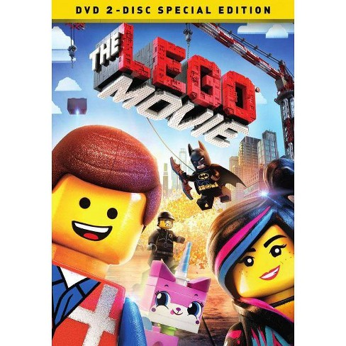 The Lego Movie 2 Discs Special Edition Dvd Video Target