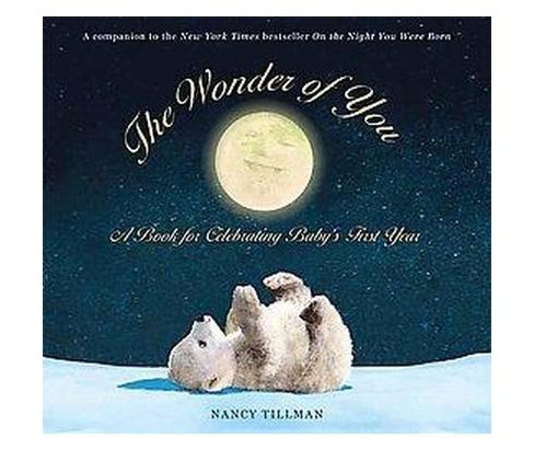 The Wonder of You (Hardcover) by Nancy Tillman - image 1 of 1