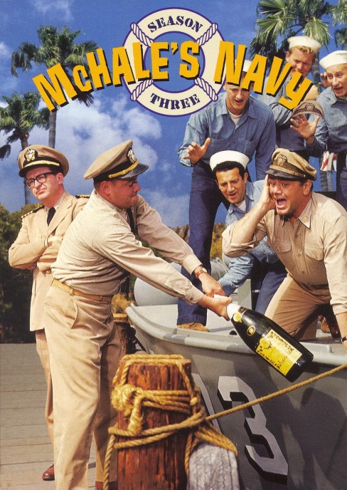Mchale's navy:Season three (DVD) - image 1 of 1