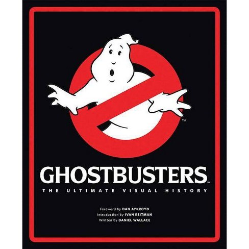 Ghostbusters - by  Daniel Wallace (Hardcover) - image 1 of 1