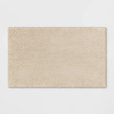 "21""x34"" Bath Rug Light Taupe - Threshold Signature™"