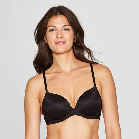 Women's Icon Full Coverage Lightly Lined T-Shirt Bra - Auden™ - image 1 of 3
