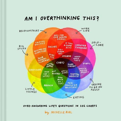 Am I Overthinking This? - by Michelle Rial (Hardcover)
