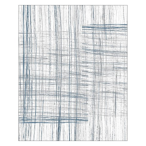 Abstract In Lines II Unframed Wall Canvas Art - (24X30) - image 1 of 1