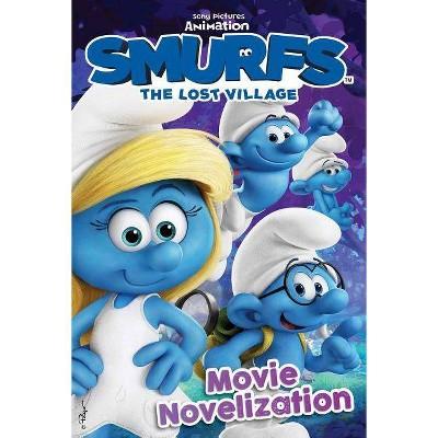 Smurfs the Lost Village Movie Novelization - by Stacia Deutsch (Paperback)