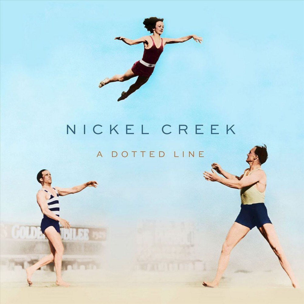 Nickel Creek - Dotted Line (CD)