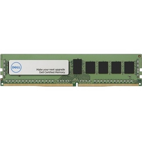 Dell 4 GB Certified Memory Module - 1Rx8 DDR4 UDIMM 2133MHz Non-ECC - For Notebook, Desktop PC - 4 GB - DDR4-2133/PC4-17000 DDR4 SDRAM - CL15 - 1.20 V - image 1 of 1