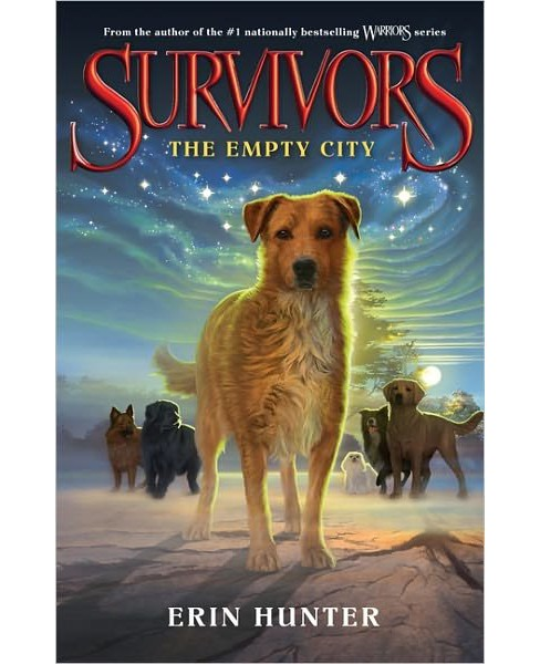 The Empty City (Survivors #1) (Hardcover) by Erin Hunter - image 1 of 1