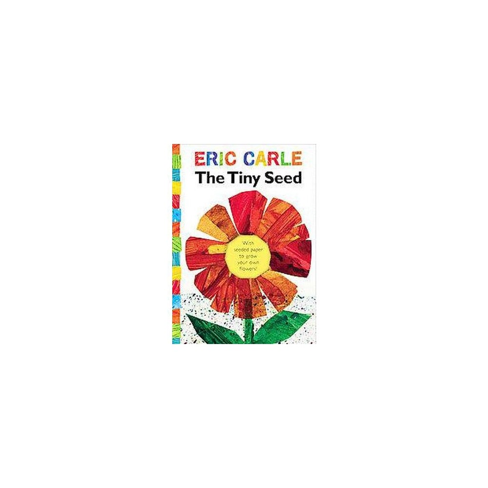 The Tiny Seed Reprint Hardcover By Eric Carle