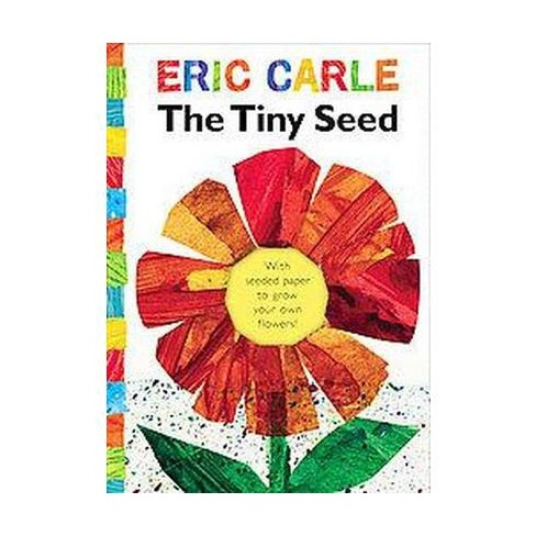 The Tiny Seed (Reprint) (Hardcover) by Eric Carle - image 1 of 1