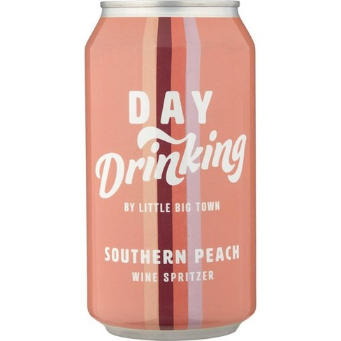 Day Drinking Southern Peach Wine - 375ml Can - image 1 of 3