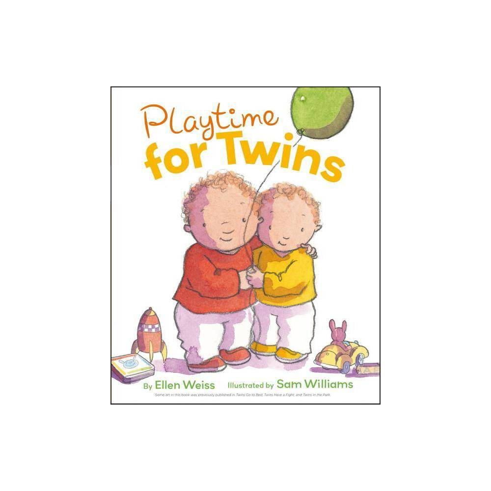 Playtime For Twins By Ellen Weiss Board Book