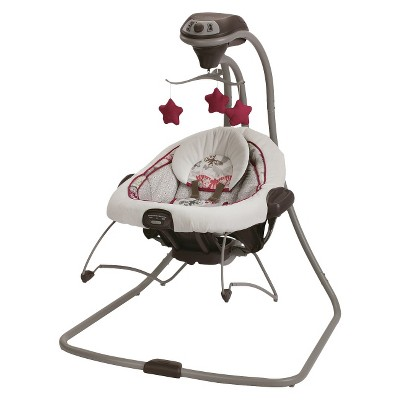 Graco® DuetConnect Swing and Bouncer - Monarch