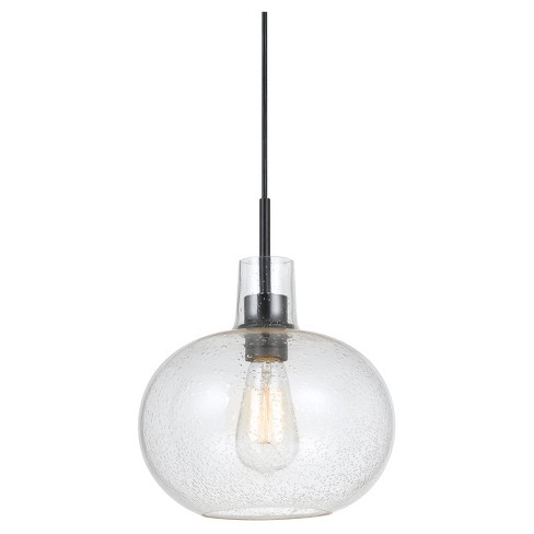 Pescara Bubbleglass Pendant Fixture 60w - image 1 of 1