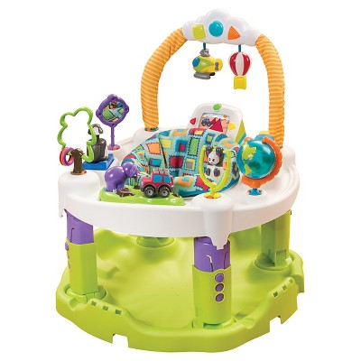 Evenflo® ExerSaucer Triple Fun Entertainer - World Explorer