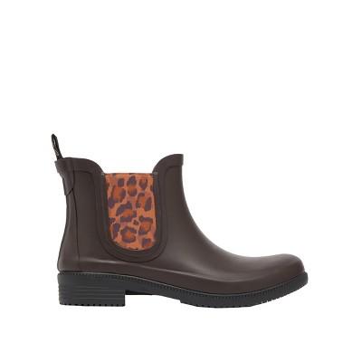 Joules Womens Rutland Premium Rubber Chelsea Boots