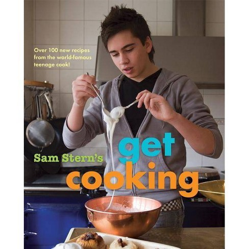 Get Cooking - by  Sam Stern (Paperback) - image 1 of 1