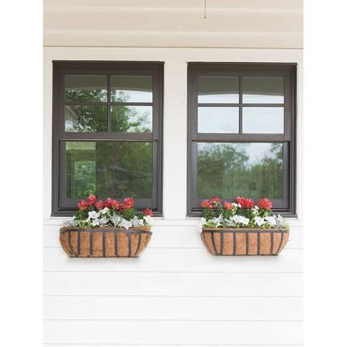 "AquaSav™ Oxford Window and Deck Planter, 24"" - PRIDE GARDEN PRODUCTS - image 1 of 1"