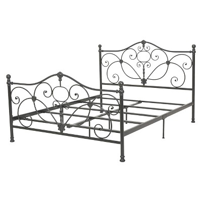 Marcus Metal Bed - Christopher Knight Home