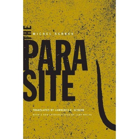 The Parasite - (PostHumanities (Paperback)) by  Michel Serres (Paperback) - image 1 of 1