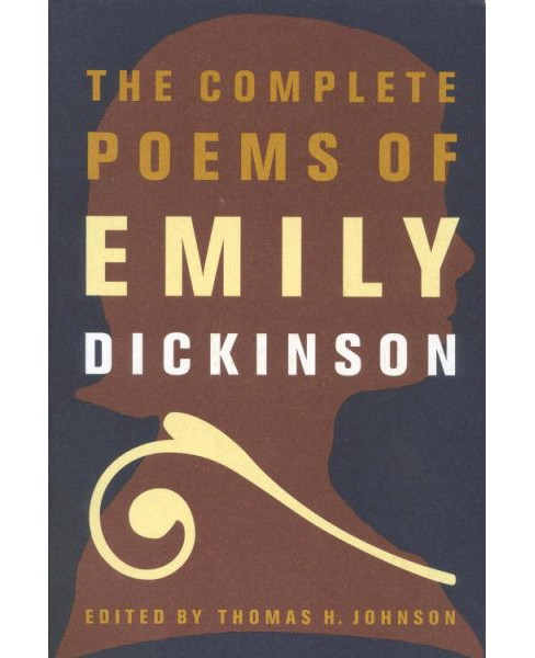 Complete Poems of Emily Dickinson -  (Paperback) - image 1 of 1