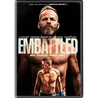 Embattled (DVD)(2021)