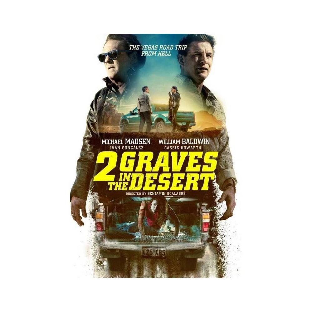 2 Graves In The Desert Dvd