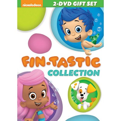Bubble Guppies: Fin-Tastic Collection (DVD)