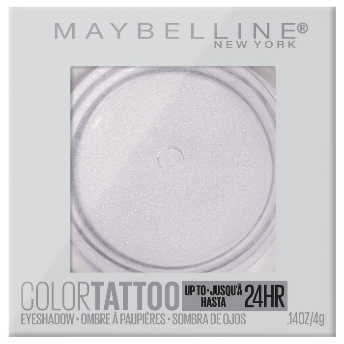 Maybelline Color Tattoo Eye Shadow Chill Girl - 0.14oz - image 1 of 9
