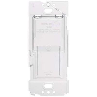 Lutron Caseta Wireless Wallplate Bracket for Pico Remote   PICO-WBX-ADAPT   Translucent