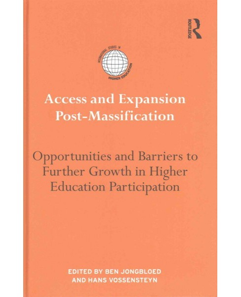 Access and Expansion Post-Massification : Opportunities and Barriers to Further Growth in Higher - image 1 of 1