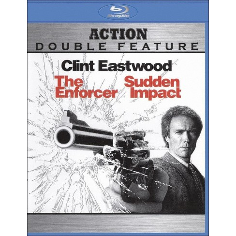 The Enforcer/Sudden Impact (Blu-ray) - image 1 of 1