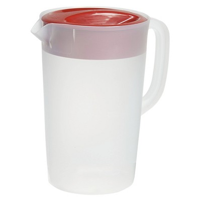 Rubbermaid Classic Pitcher - Racer Red - 1gal