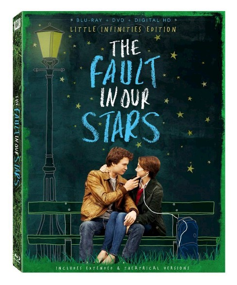 The Fault in Our Stars (Little Infinities Edition) (2 Discs) (Includes Digital Copy) (Blu-ray/DVD) - image 1 of 2