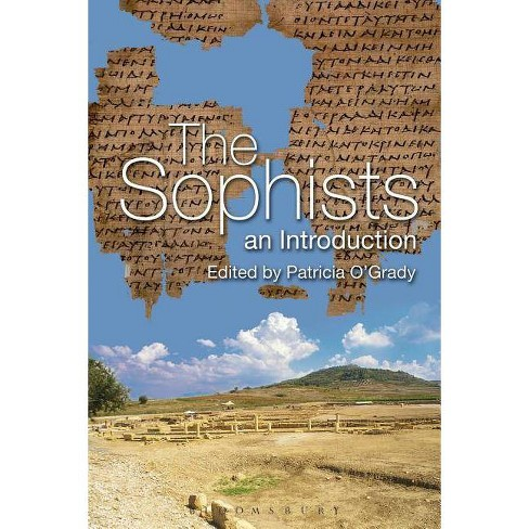 The Sophists - (Paperback) - image 1 of 1