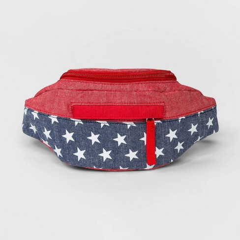 Boys' Star Printed Fanny Pack Crossbody Bag - Cat & Jack™ - image 1 of 3