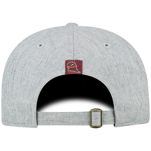 size 40 5bb1e 408fd ... clearance virginia tech hokies baseball hat grey target 68d6a 6aef4