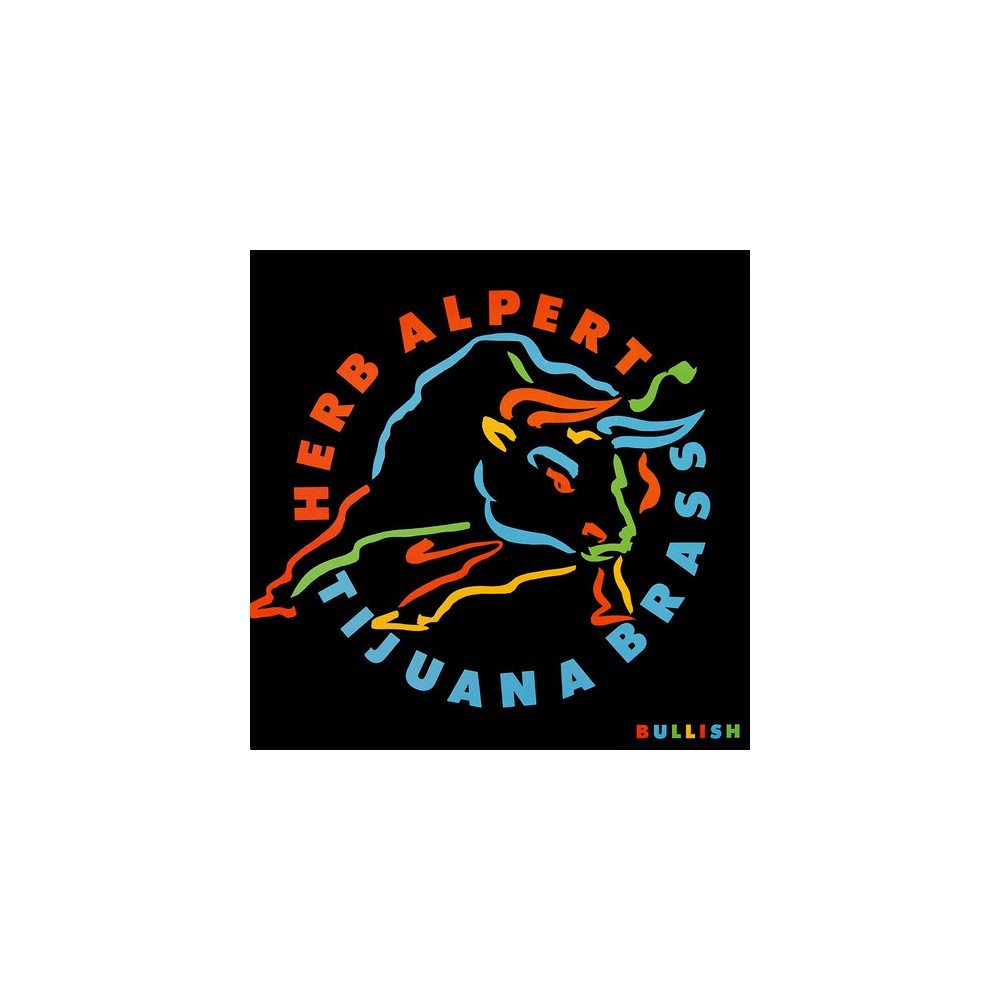 Herb & Tijua Alpert - Bullish (CD)