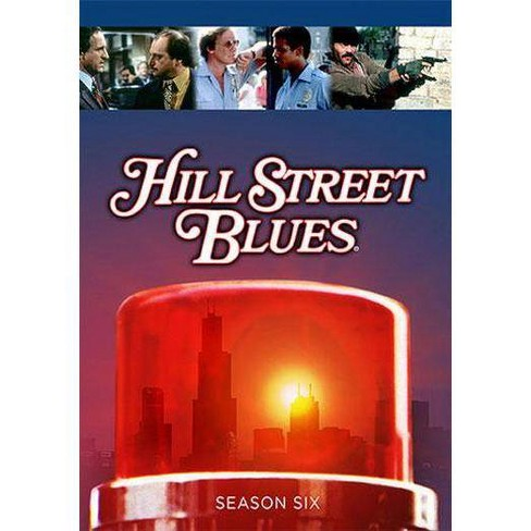 Hill Street Blues: Season Six (DVD) - image 1 of 1
