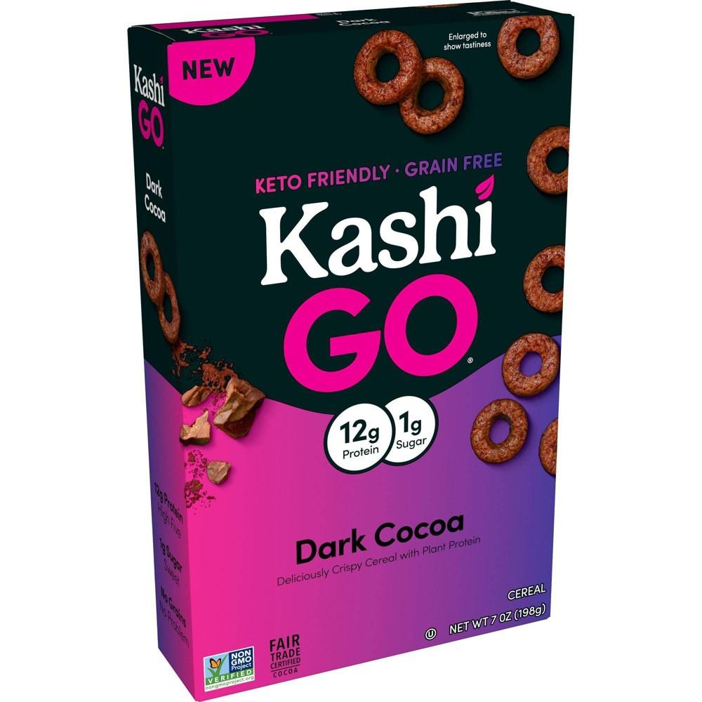 Kashi Go Keto Dark Cocoa Cereal 7oz