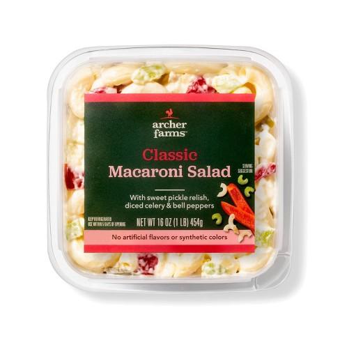 Seashell Macaroni Salad - 1lb - Archer Farms™ - image 1 of 2