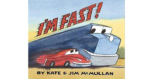 I'm Fast! (Hardcover) (Kate McMullan) - image 1 of 1