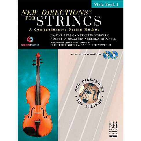 FJH Music New Directions For Strings, Viola Book 1 - image 1 of 1
